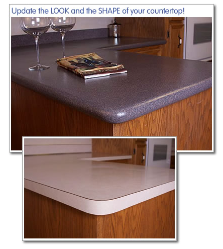 Miracle Method Countertop