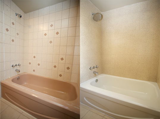 Refinished bath (c) Allyson Scott